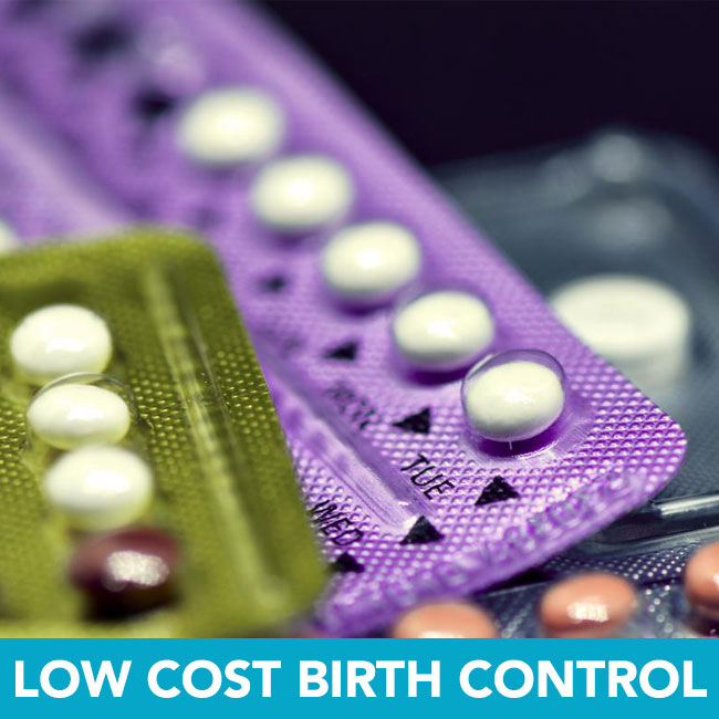 Low Birth Control Pills